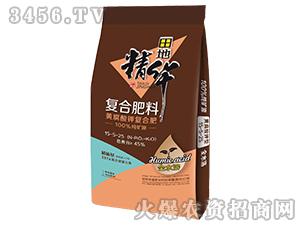 黄腐酸钾复合肥料15-5-25-田地精华-中盛肥业