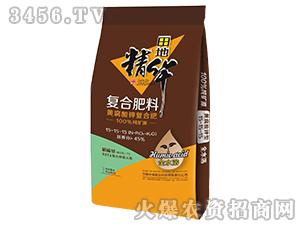 黄腐酸钾复合肥15-15-15-田地精华-中盛肥业