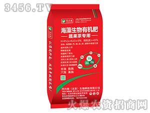 蔬果茶专用海藻生物有机肥-同兴南
