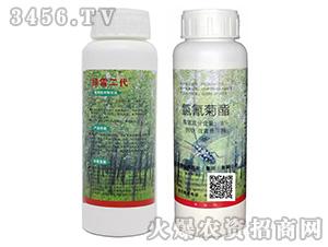 8%氯氰菊酯-绿雷二代-中邦药业