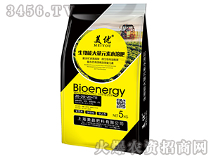 生物能大量元素水溶肥20-20-20+TE-美优-美晶肥料