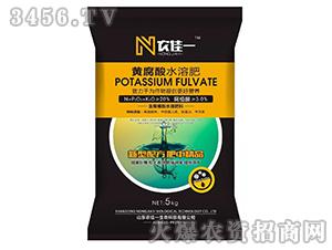 黄腐酸水溶肥料(粉剂)-农佳一