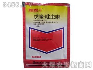 3%戊唑·吡虫啉悬浮种衣剂-颗颗丰-国人福