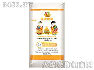 硫酸钾复混肥料18-1