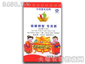 硫酸钾型专用肥16-1