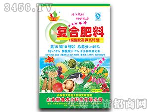复合肥料15-10-20-金果圣宝-耕鑫农业