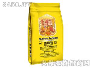 超钾膨果着色型大量元素水溶肥料13-7-40+TE-盖施特-信飞农业