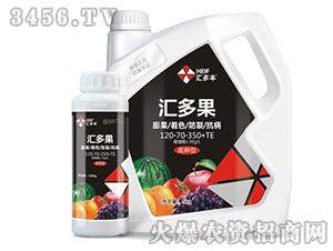 高钾型大量元素悬浮肥120-70-350+TE-汇多果-汇多丰