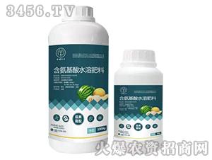 瓜类专用含氨基酸水溶肥料-沃奇农业