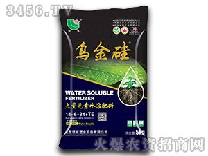 大量元素水溶肥料14-6-34+TE-乌金硅-联威