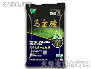 大量元素水溶肥料20-20-20+TE-乌金硅-联威