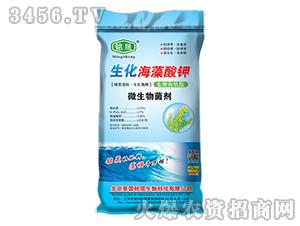 生化海藻酸钾微生物菌剂-铭晟