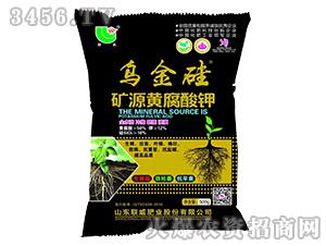 矿源黄腐酸钾-乌金硅-联威