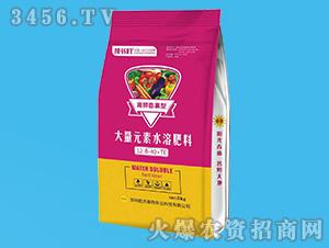 高钾膨果型大量元素水溶肥料12-8-40+TE-纯爷们-阳光春雨