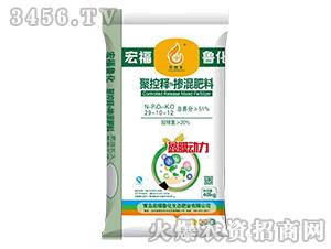 聚控释掺混肥29-10-12-华粮丰-宏福鲁化