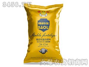 稳定性复合肥料24-12-6-稳的住-保利