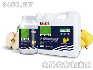 梨需配含氨基酸水溶肥料