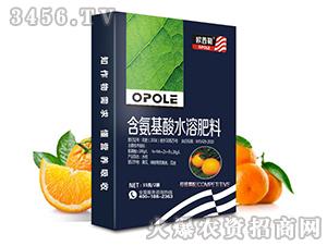 柑橙需配含氨基酸水溶肥