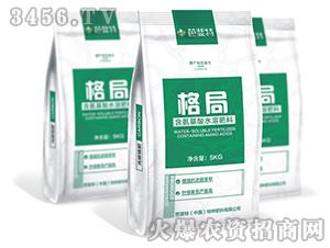 含氨基酸水溶肥料-格局