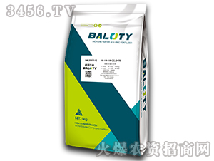 高浓度复合肥料19-19-19+2CaO+TE-BALOTY1号-华农大地