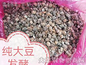 纯大豆发酵微生物菌肥样