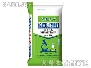 50kg控释掺混肥料16-16-20-金美爱农-盛世唐朝