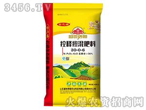 控释掺混肥料30-0-6-金之瑞-盛世唐朝