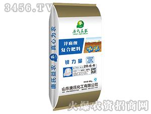 锌腐酸复合肥料28-6-6-唐氏化工