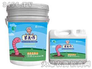 含氨基酸蚯蚓蛋白有机水溶肥-苗医师-巧邦农业