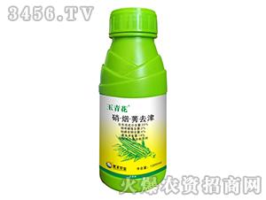 24%硝・烟・莠去津可分散油悬浮剂-玉青花-永丰农业