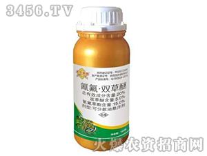 25%氰氟·双草醚可分散油悬浮剂-道草拳能-顺泉生物