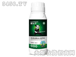 含氨基酸水溶肥料-肥太子-霸尔国际