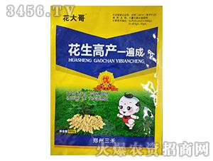 花生高产一遍成-花大哥-三禾肥业