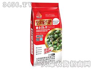 硫酸钾型坚果配方肥16-5-23+TE-盛高肥业