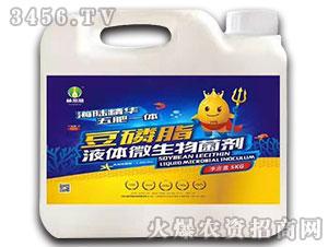 5kg豆磷脂液体微生物菌剂-明英工贸