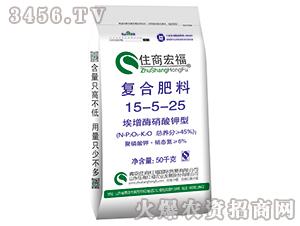 硝酸钾型复合肥料15-
