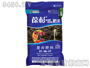 复合肥料17-16-1