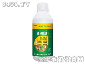 中草药专用亚磷酸钾0-520-340+TE-沃尔优-沃亿佳