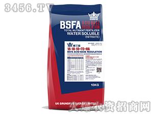 大量元素水溶肥料18-18-18+TE+HA-格兰富