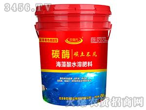 碳酶海藻酸水溶肥料-碳土不凡-泉霖铭晟