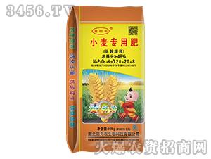 小麦专用肥20-20-8-育良丰