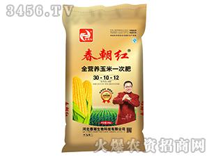 掺混肥料30-10-12-春朝红-春潮