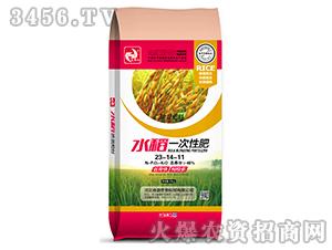水稻一次性肥23-14-11-春朝红-春潮
