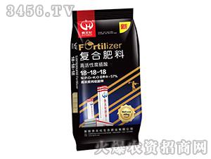 高浓度纯硫酸钾复合肥料