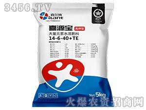 大量元素水溶肥料(高钾型)14-6-40+TE-喜源宝