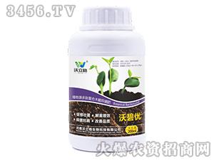 植物源多肽螯合木醋抑菌肥-沃碧优-沃立格