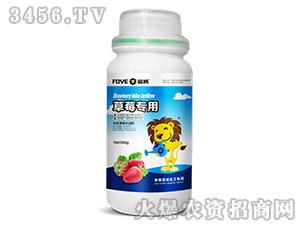 500g草莓专用含氨基酸水溶肥-富威