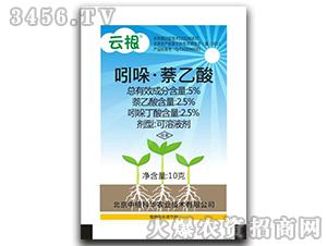 5%吲哚・萘乙酸可溶液剂-云根-中植科华