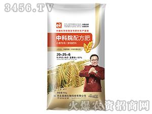 小麦专用肥20-25-6-春潮-春朝红