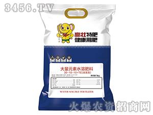 高氮型大量元素水溶肥料30-10-10+TE-赢壮-派森农化